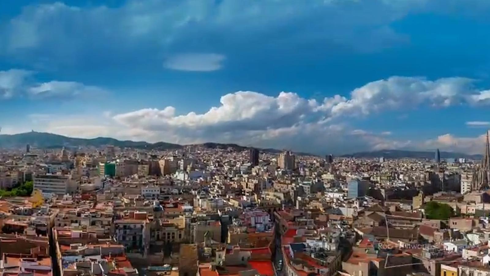 Barcelona, en 'flow motion'