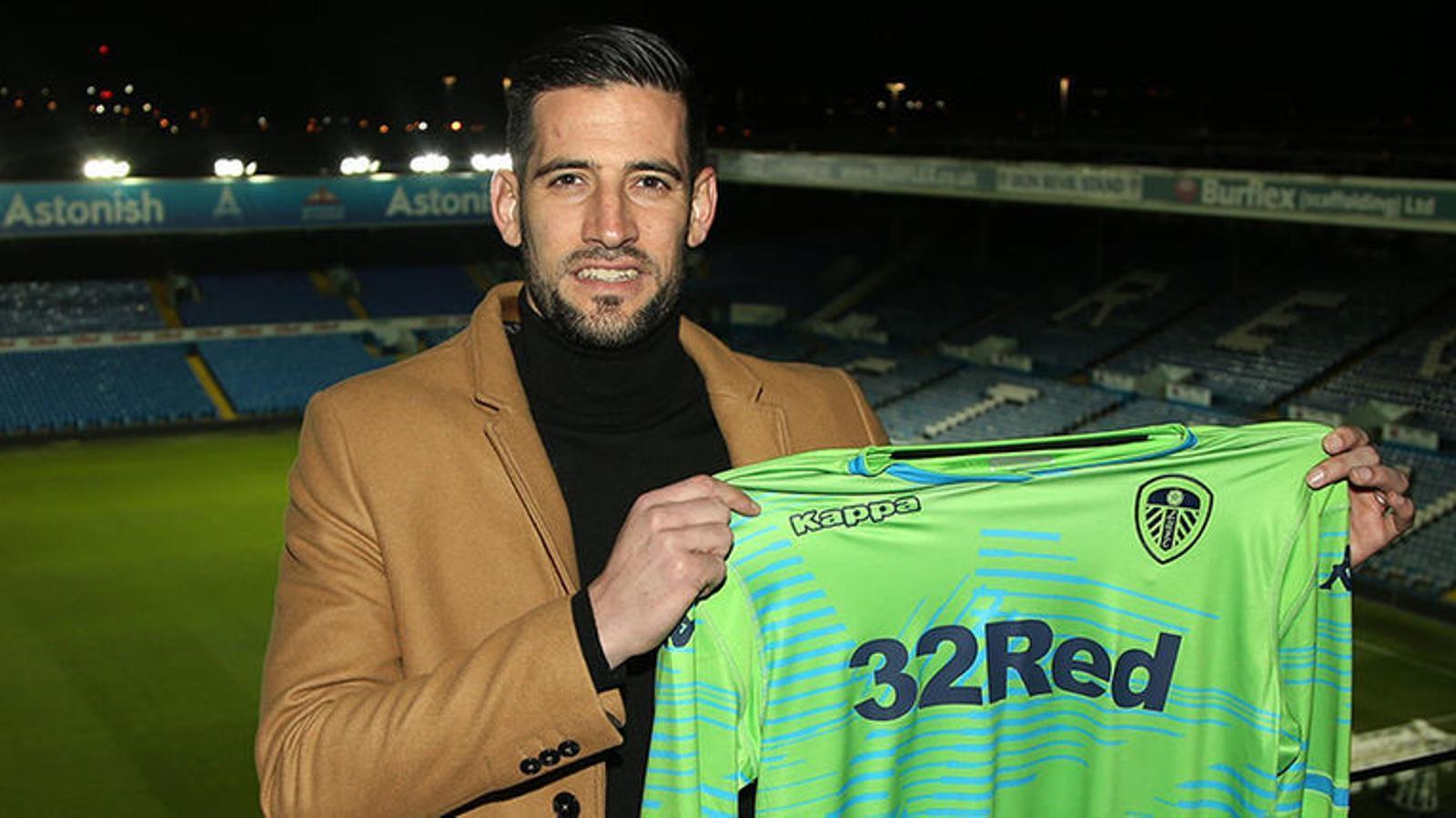 Kiko Casilla, nou porter del Leeds United