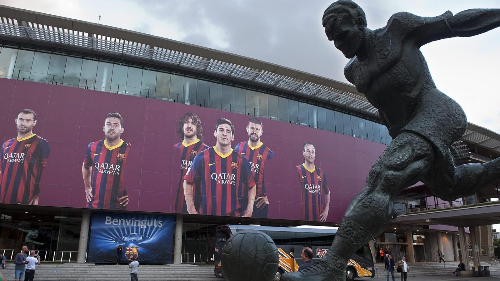 El Barça, més que un club?