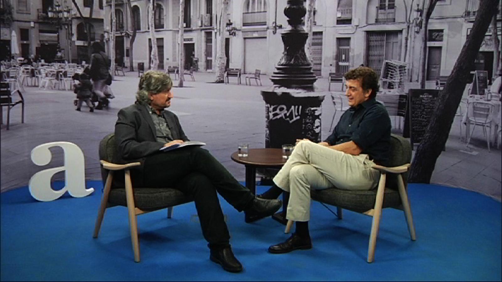 Carles Capdevila entrevista a Lluís Lleó