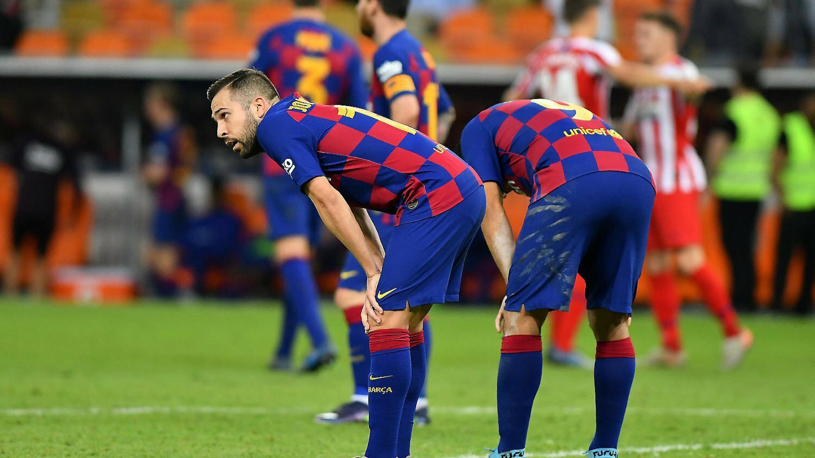 El Barça es dispara un tret al peu i deixa Valverde molt tocat