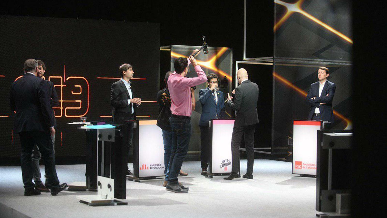 JxCat abandona el debat de TV3 a les europees com a protesta pel veto de la JEC a Puigdemont i Junqueras