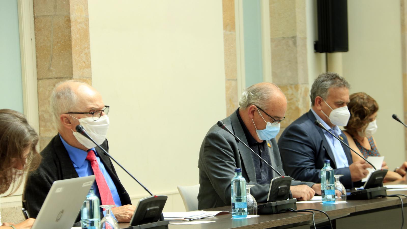 Falten 1.163 milions d'euros públics per garantir que l'escola sigui gratuïta