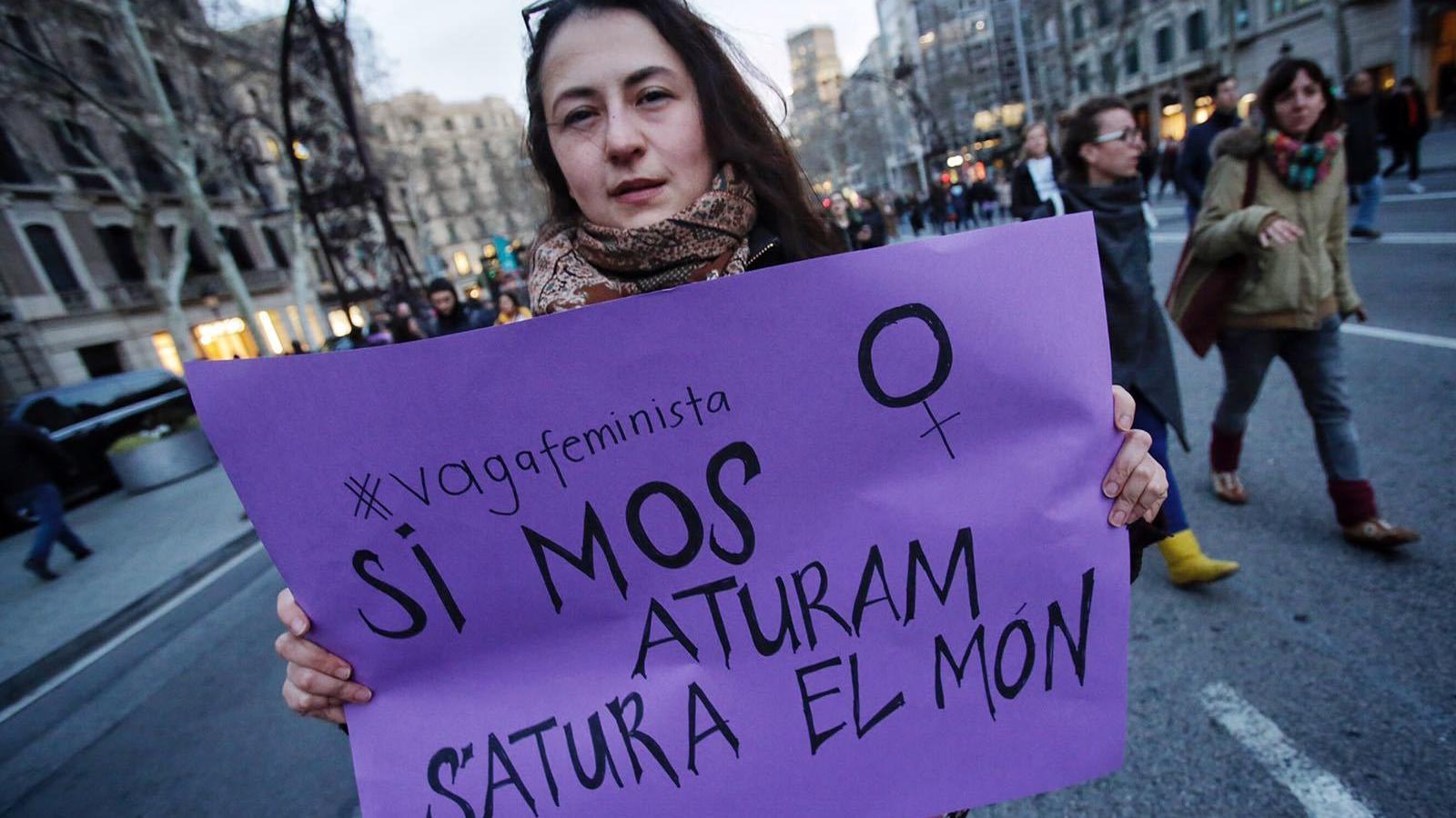 Guía práctica para la huelga feminista del 8-M