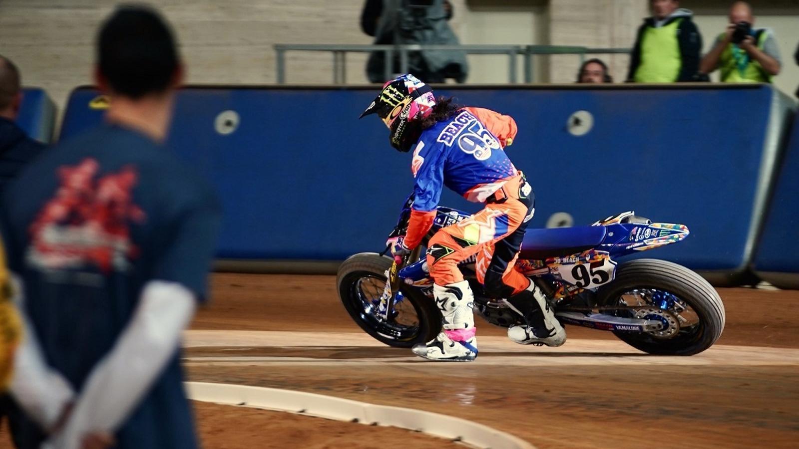 James Douglas Beach ha guanyat el DTX Barcelona