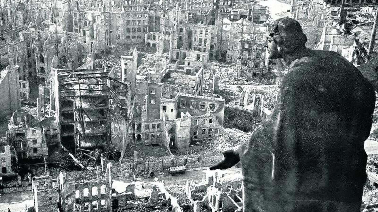 Europa es desperta en un infern
