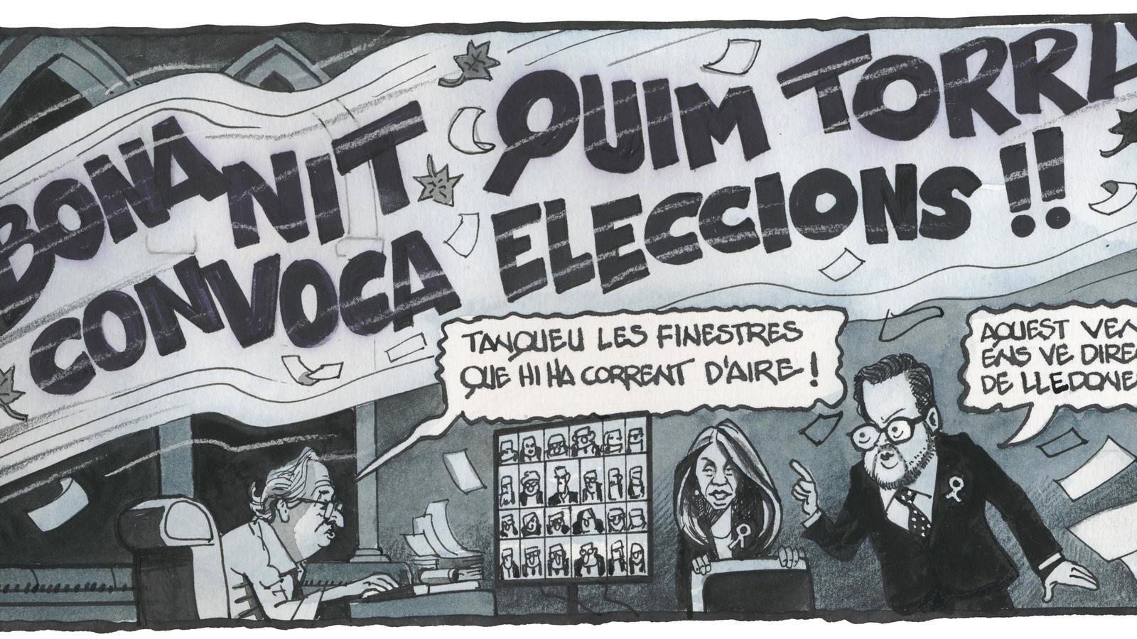 'A la contra', per Ferreres 15/05/2020