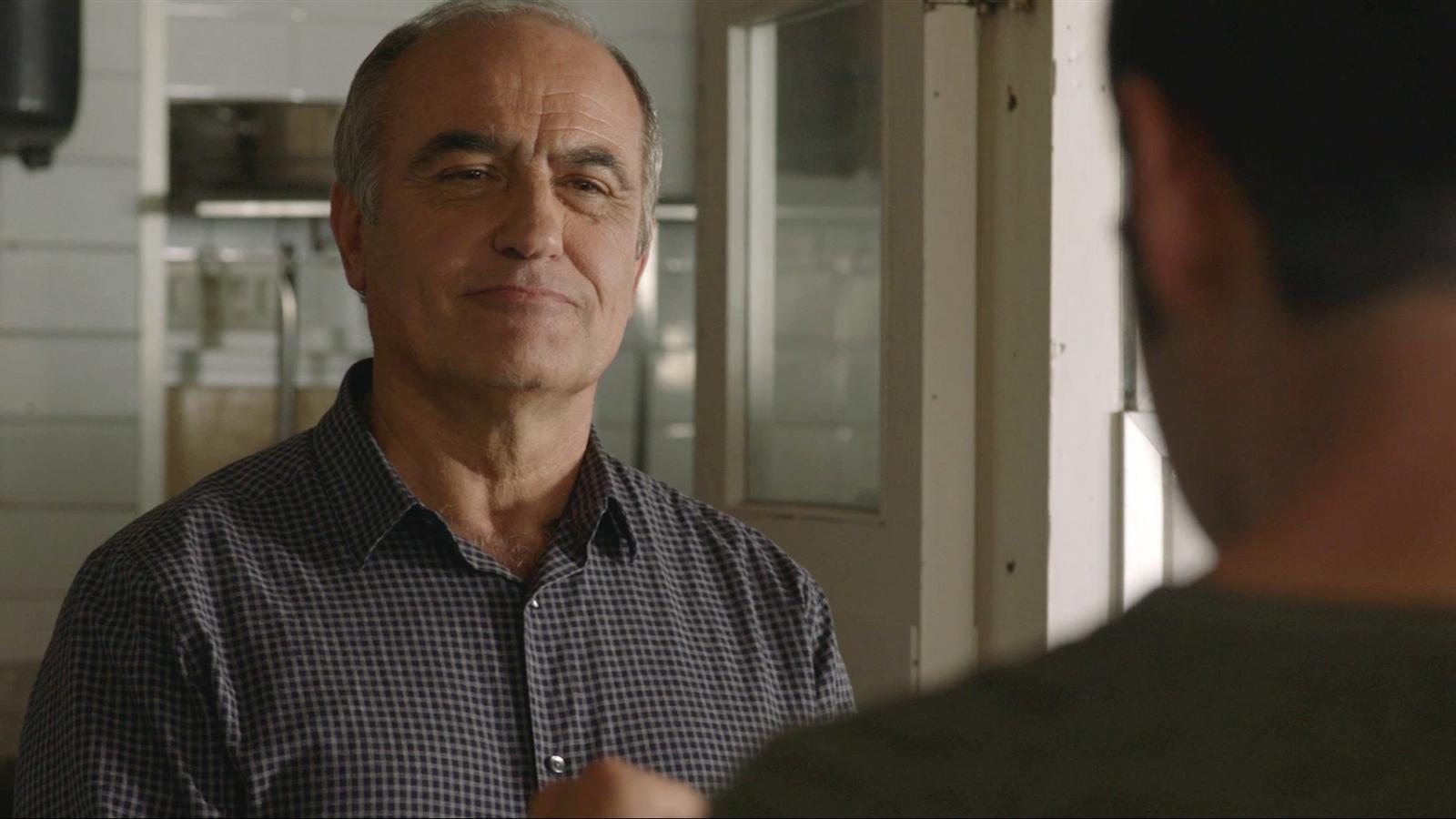 Francesc Orella interpretava el personatge de Merlí