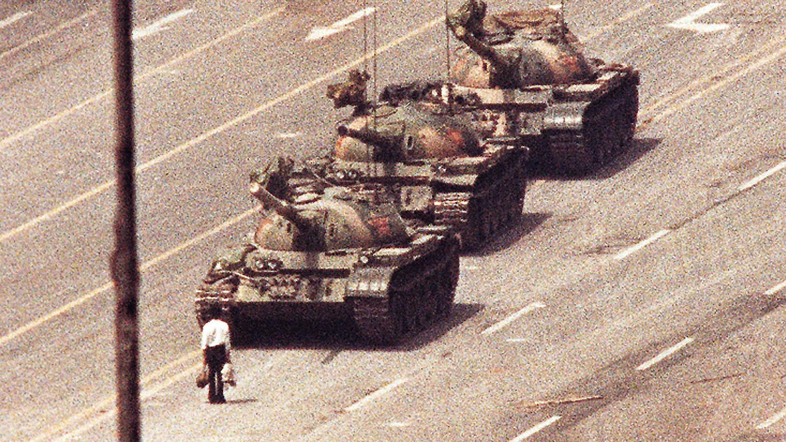 Tiananmen? Els joves xinesos no saben què és