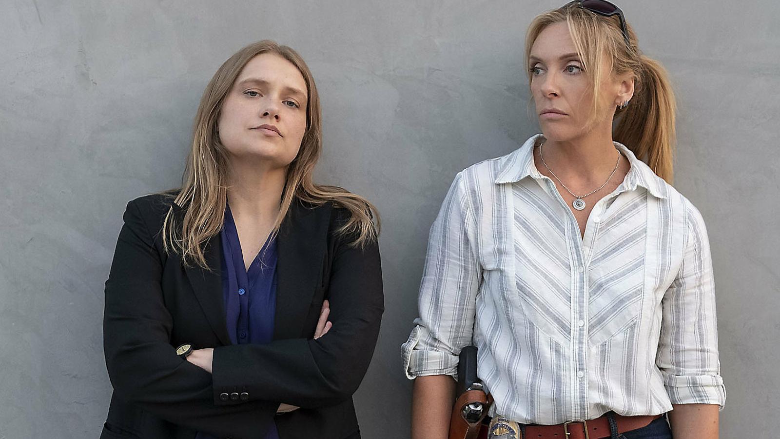 Merritt Wever i Toni Collette interpreten dues polices a la sèrie Creedme (Unbelievable).