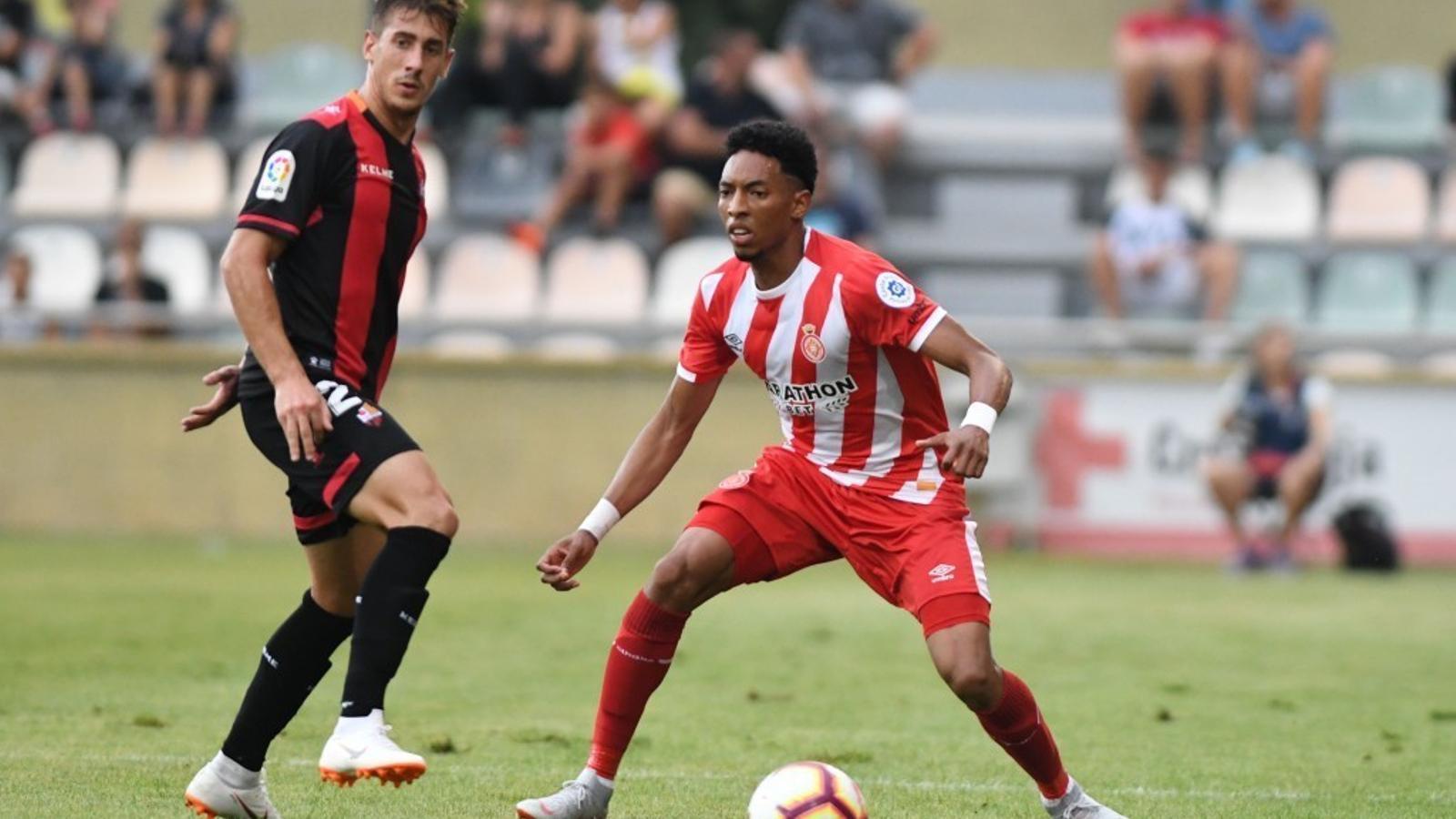 Mojica es trenca i el Girona es planteja buscar-li un substitut