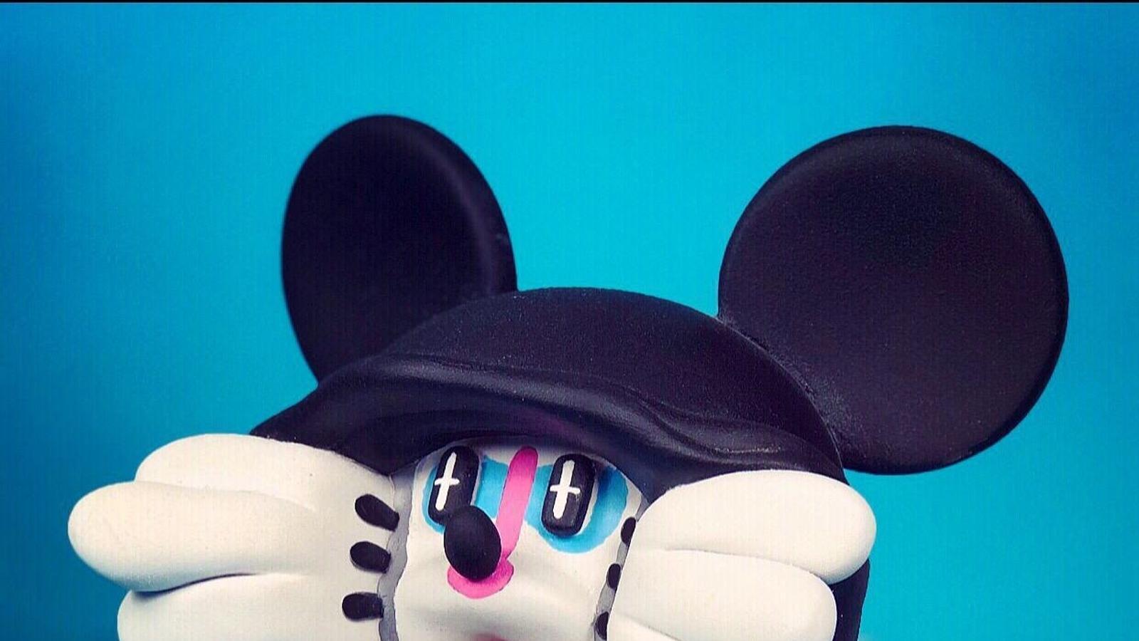 ''Anxious Mickey', de Luaiso López