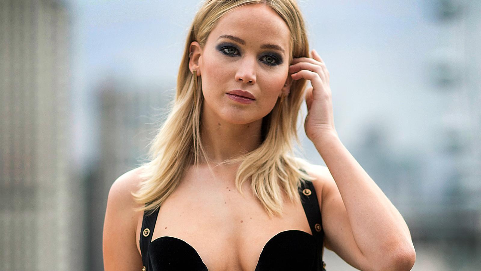 L'actriu Jennifer Lawrence