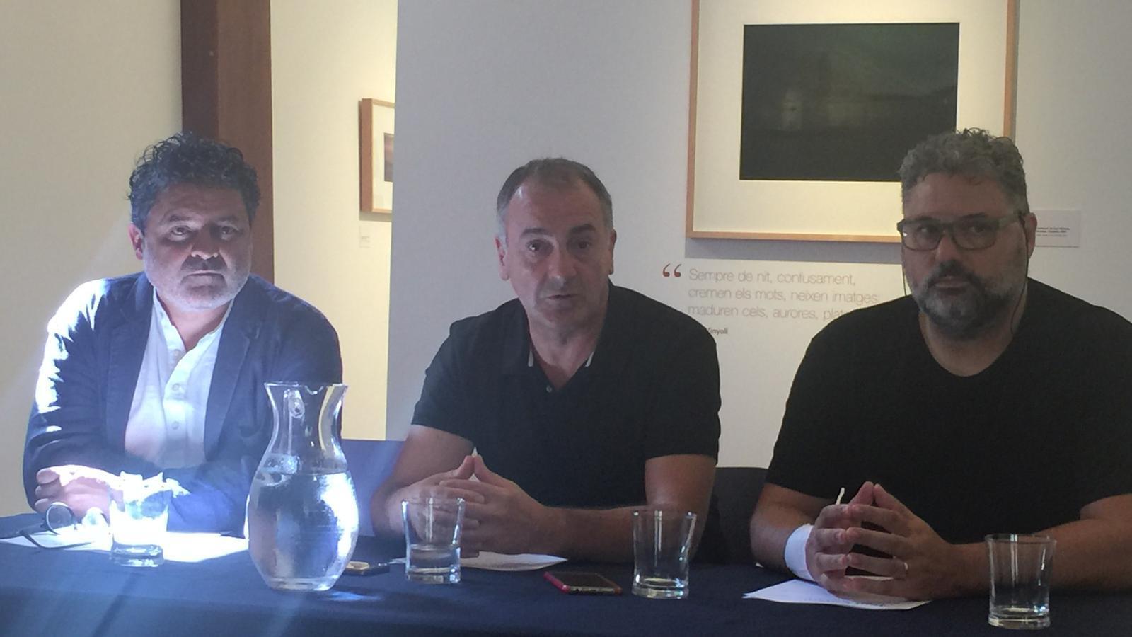 La Fundació Catany i Llucmajor reclamen al Consell de Mallorca que s'activi el projecte del CIF