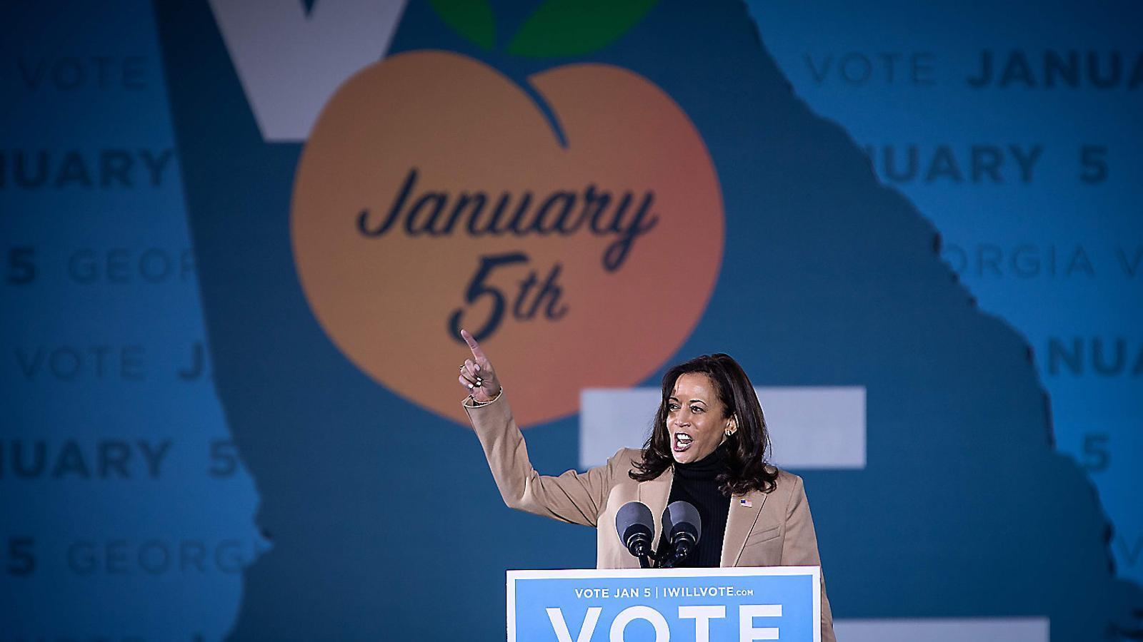 El futur del Partit Republicà  i  de Biden passen per Geòrgia