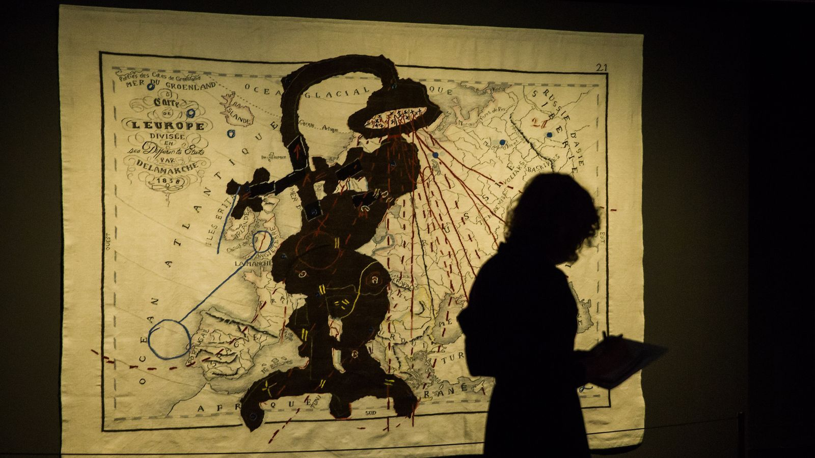 L'exposició de William Kentridge al CCCB