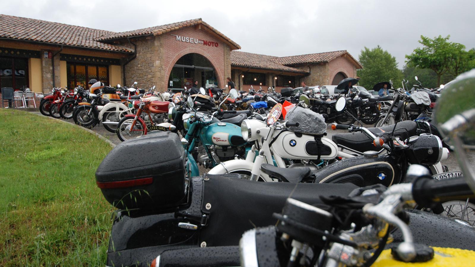 Museu de la moto: pelegrinatge pels motards