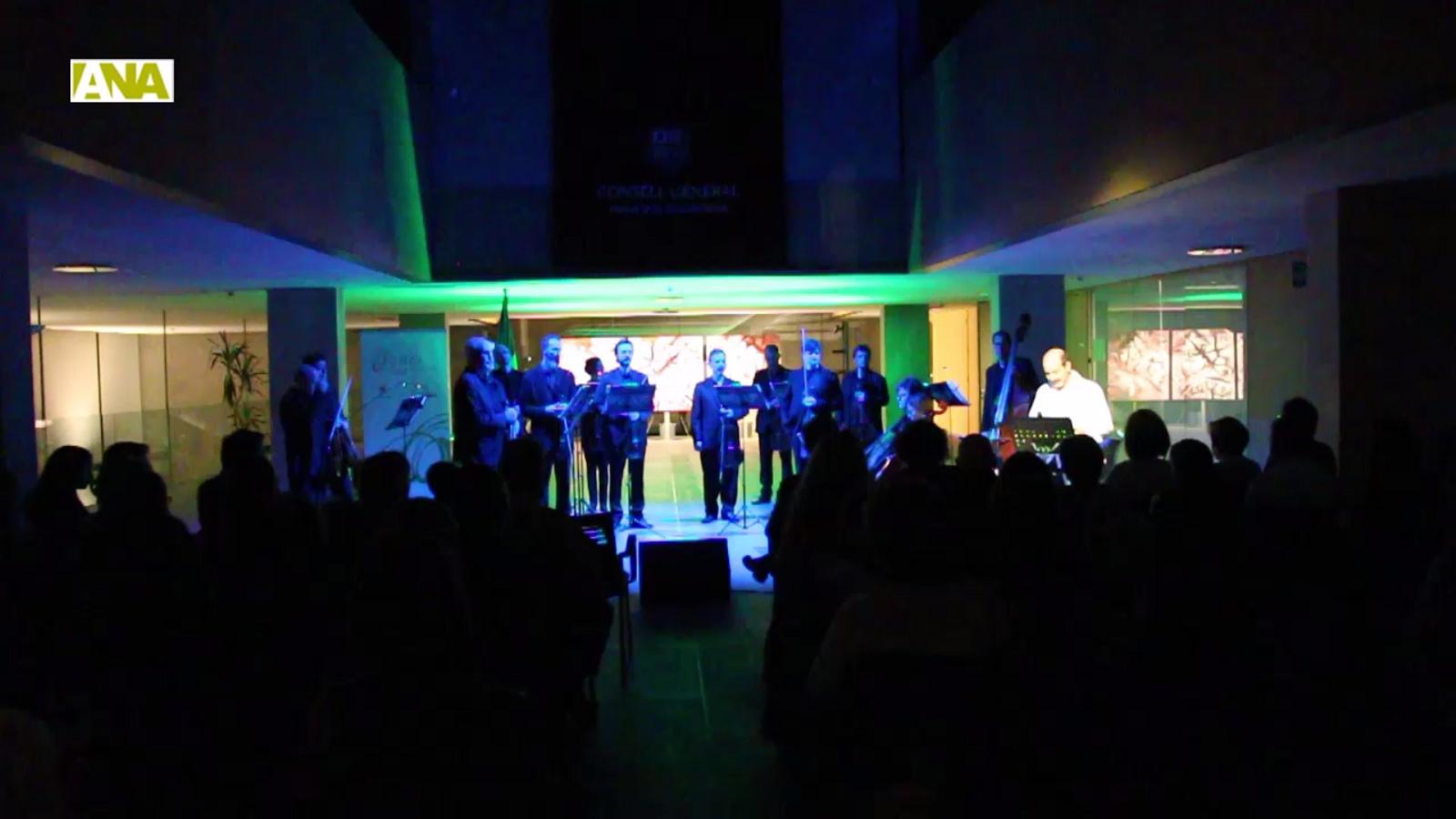 Espectacle 'Mendelssohn, viatger sense fronteres', sota la direcció de Gerard Claret