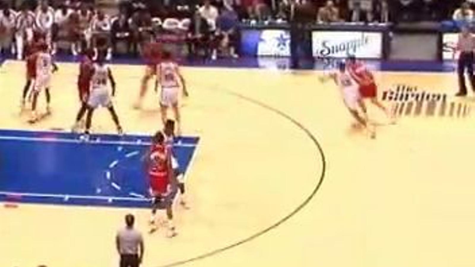 Les 10 millors jugades de Michael Jordan