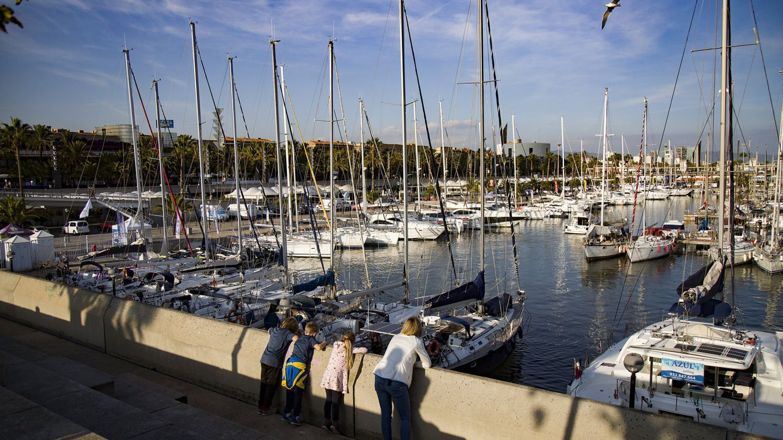 El nou Port Olímpic de Barcelona tindrà el doble d'espai públic