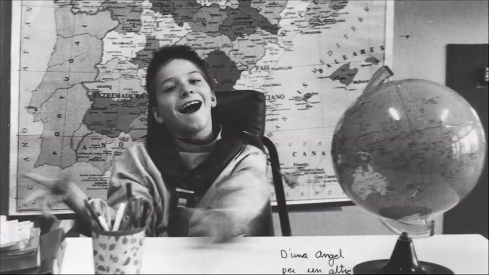 'Som, estem aquí', un curtmetratge de  FEPCCAT per fer visible la paràlisi cerebral