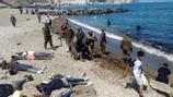 El Marroc afluixa i reprèn els controls a la frontera amb Ceuta
