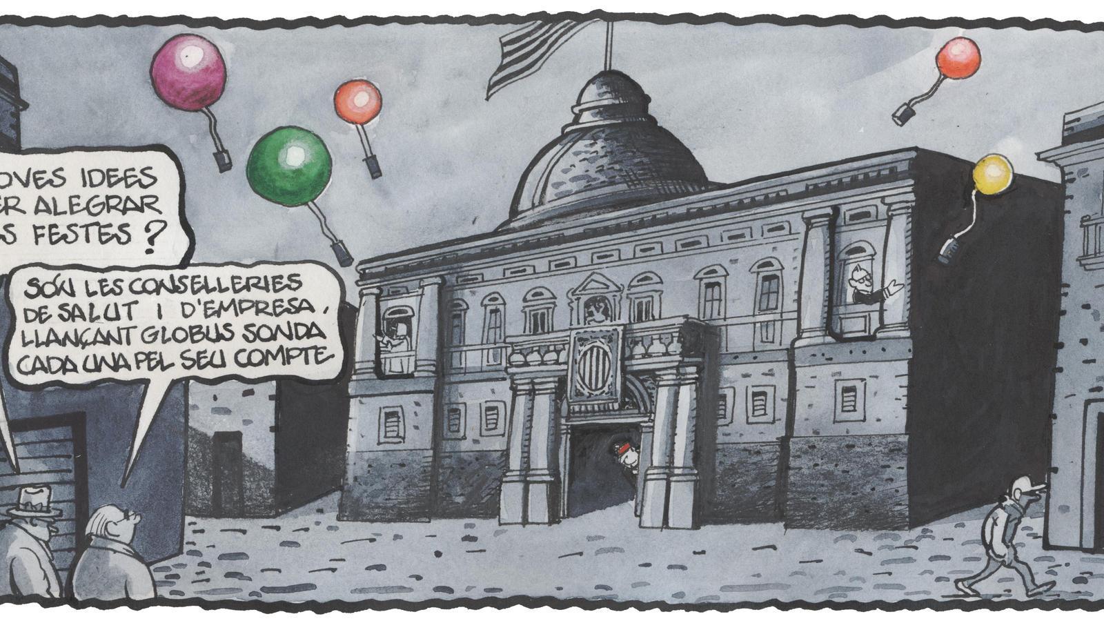 'A la contra', per Ferreres 20/11/2020