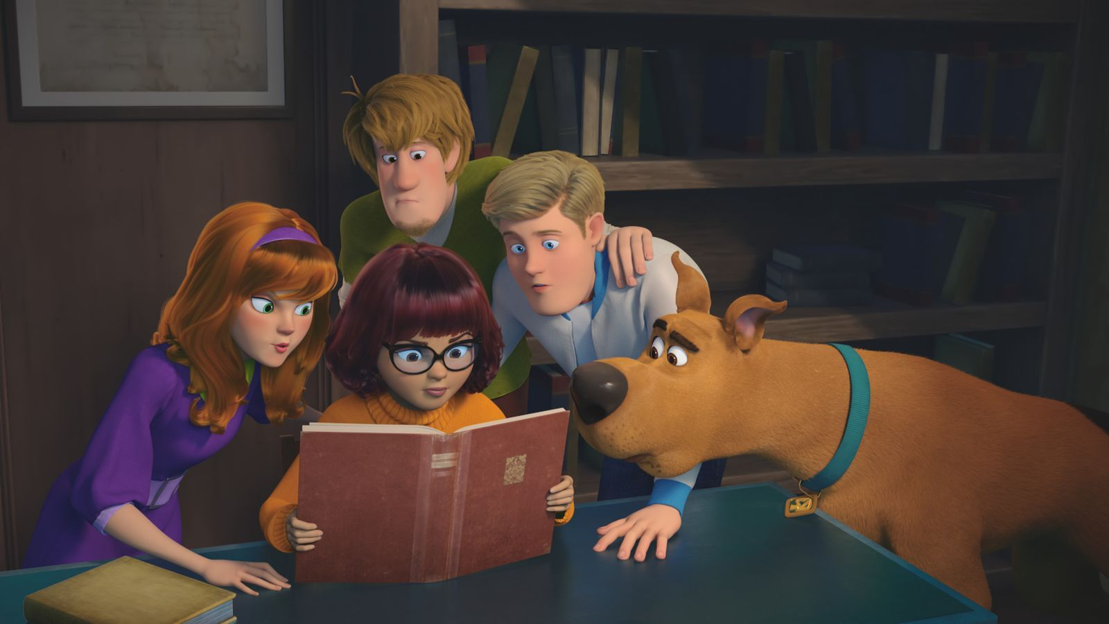 Fotograma de '¡Scooby!'