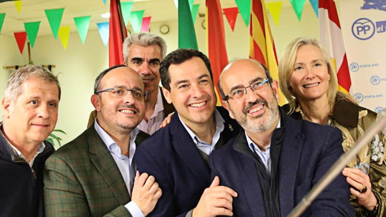 L'anàlisi d'Antoni Bassas: 'La provocació barata del president d'Andalusia'