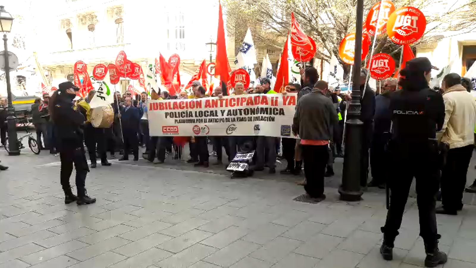 Vídeo de la manifestació