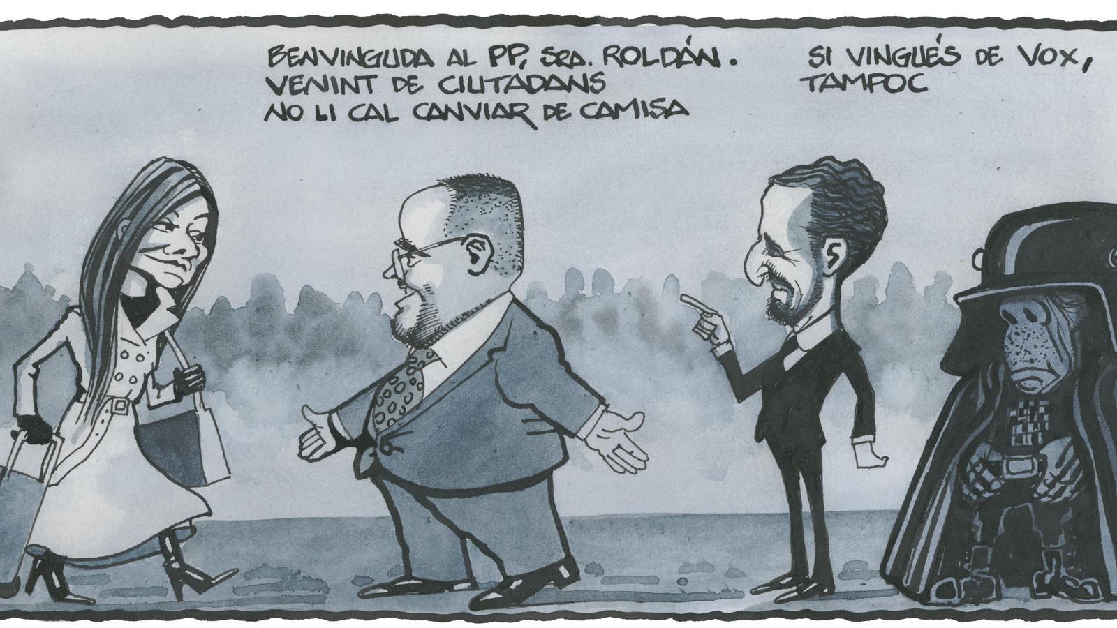 'A la contra', per Ferreres 03/01/2021