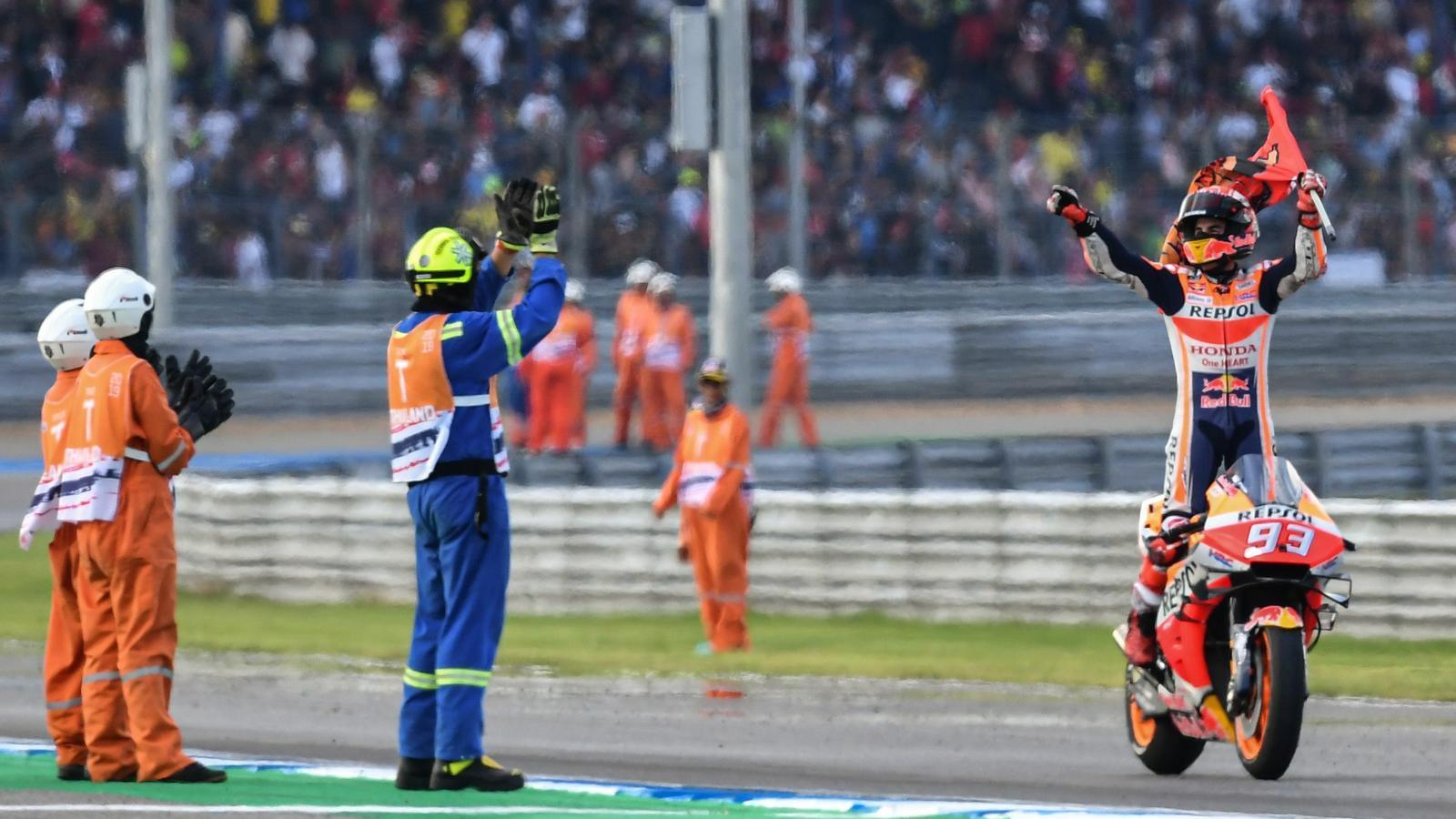 El coronavirus dinamita l'inici del Mundial de MotoGP