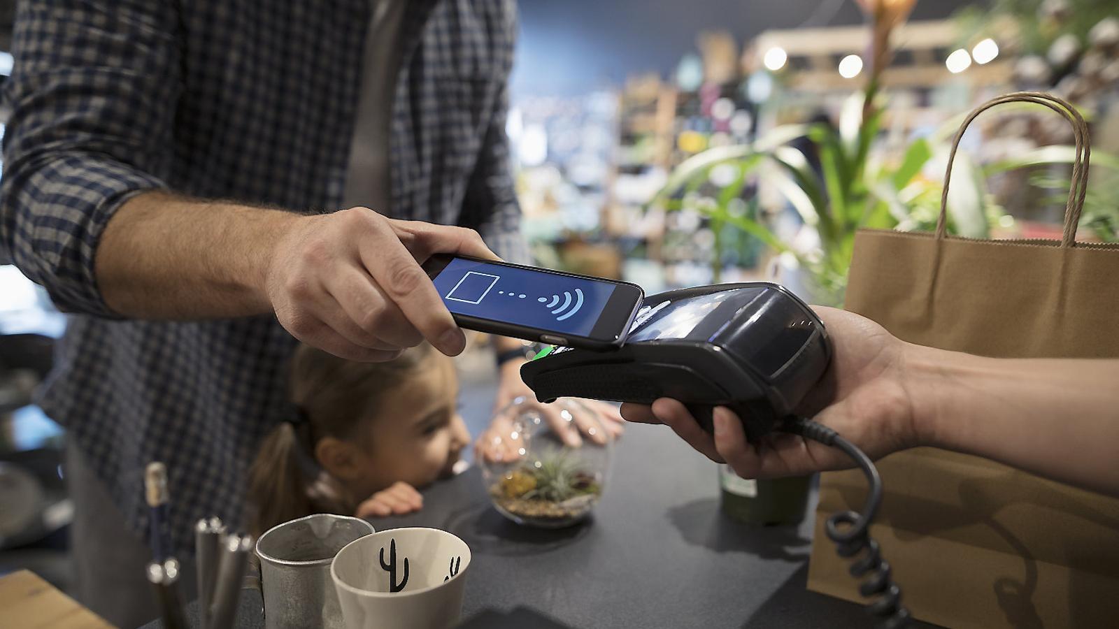 Els gegants tecnològics que volen destronar els bitllets