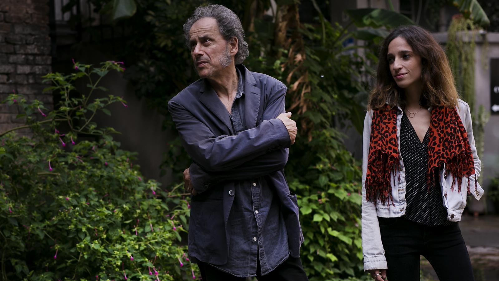 Pascal Comelade i Ivette Nadal