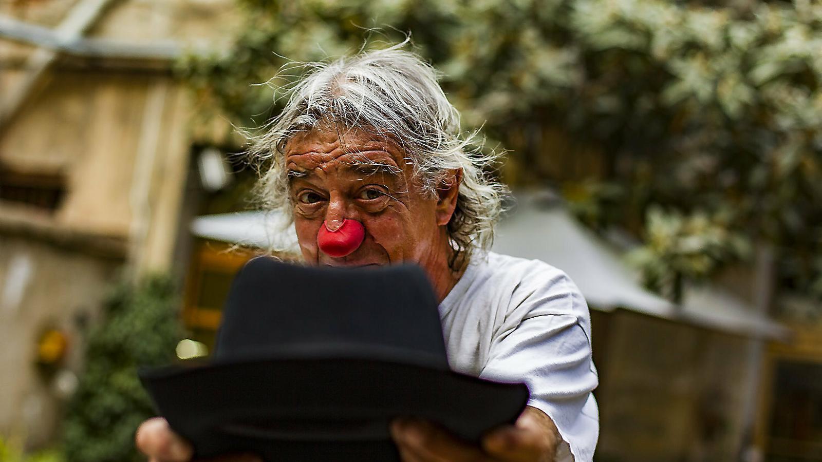 """TORTELLPOLTRONA: """"Tinc el somni que també hi hagi pallassos als geriàtrics"""""""