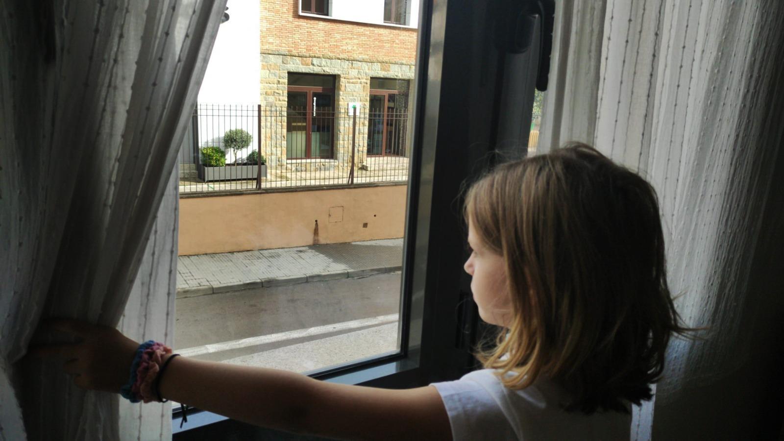"""L'Helena, que viu a Torelló, està confinada a casa perquè un company del casal va donar positiu"""""""