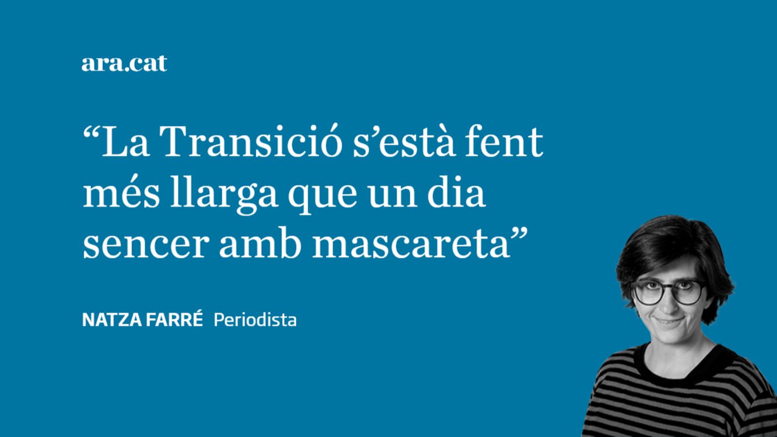 L'any que va morir Franco encara no ha arribat