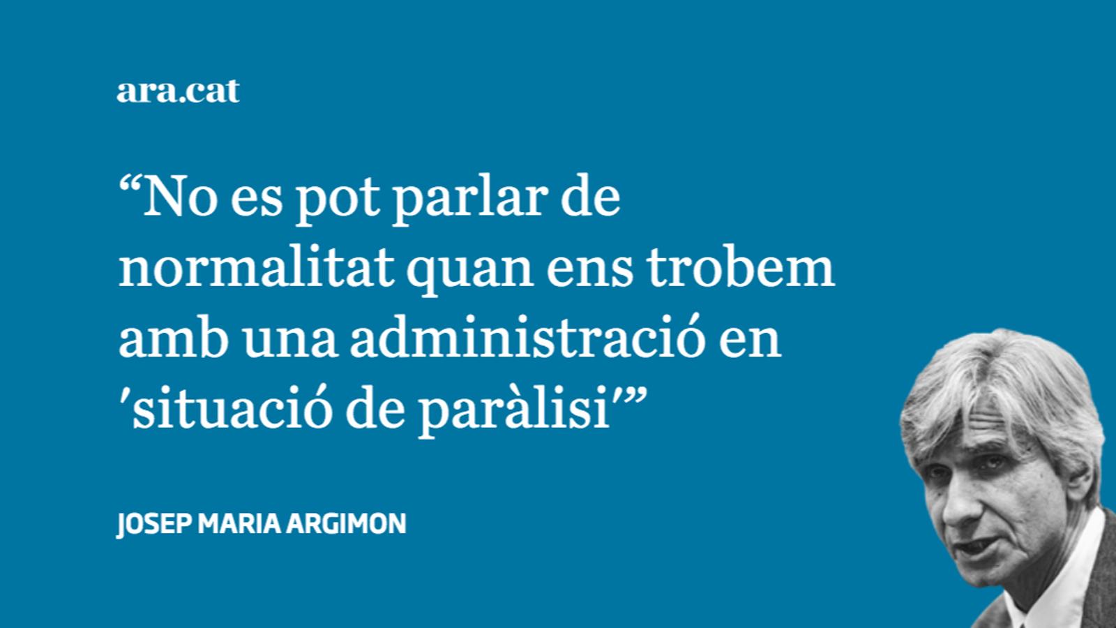 El 155 i la restitució de la normalitat en la sanitat catalana