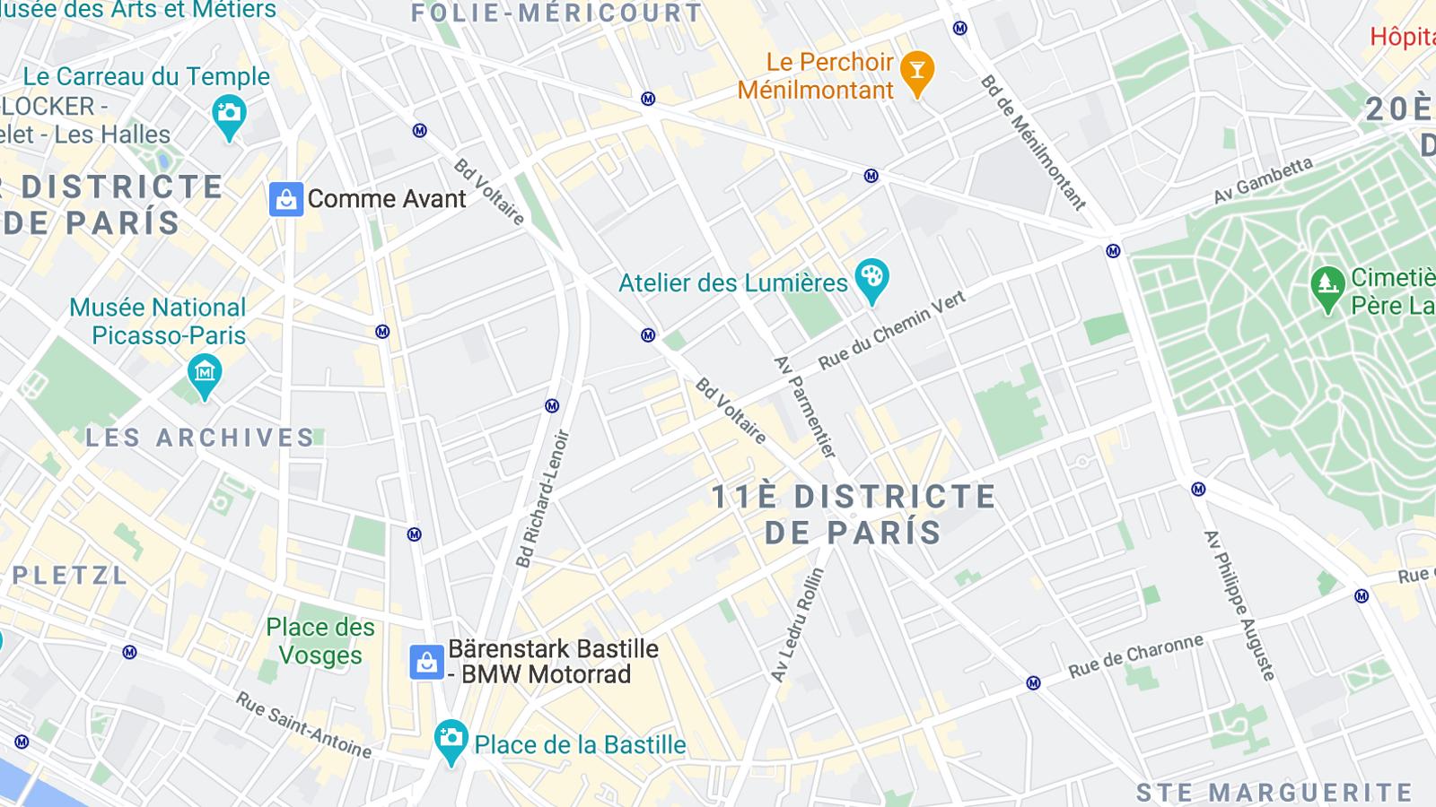 Quatre persones ferides en un atac amb arma blanca a prop de la seu de 'Charlie Hebdo'