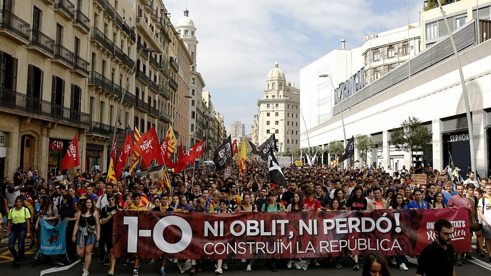 L'anàlisi d'Antoni Bassas: 'Un primer d'octubre entre la nostàlgia i la confusió'