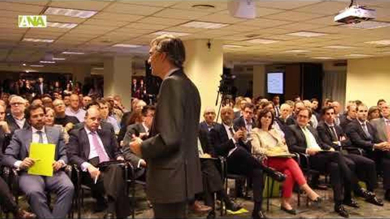 Vídeo de la conferència del CEO de Cobas Asset Management, Francisco García Paramés