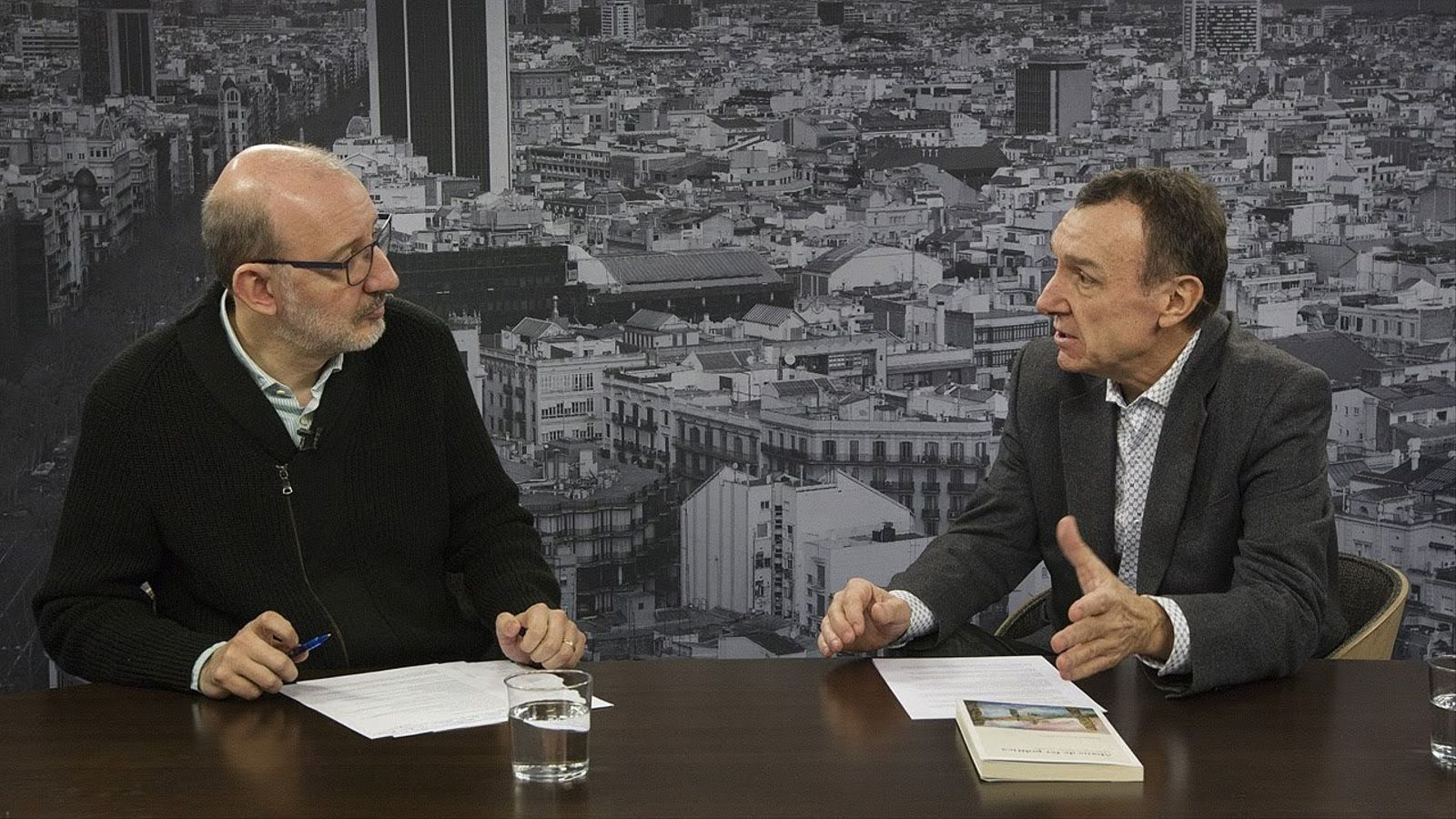 Antoni Bassas entrevista Joaquim Franch