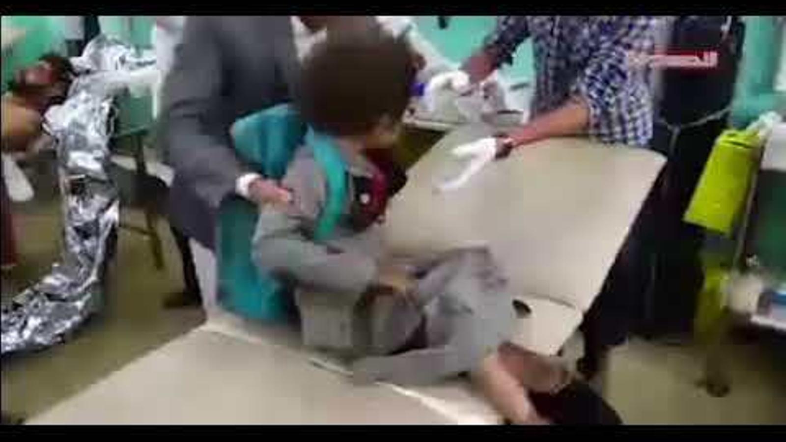 ferits en el bombardeig d'un bus del Iemen