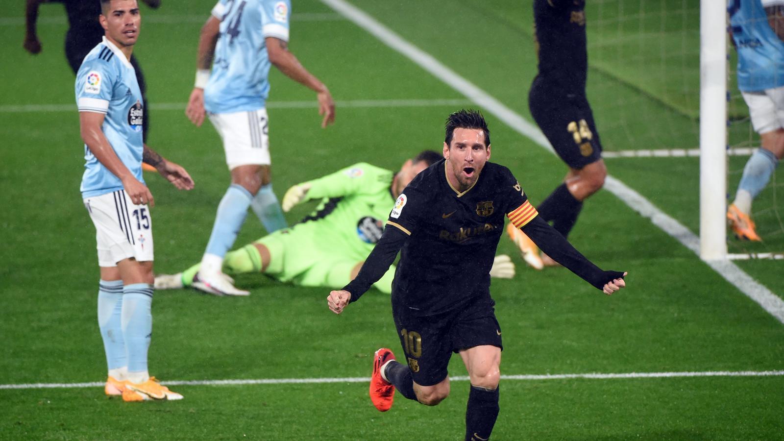 Ni Balaídos ni el VAR poden amb el Barça de Koeman (0-2)