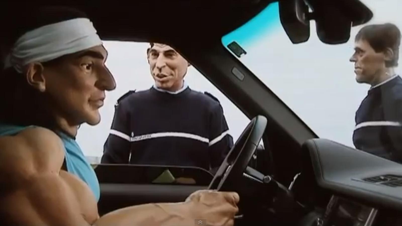 Els guinyols de Canal + França: Els esportistes espanyols no guanyen per casualitat
