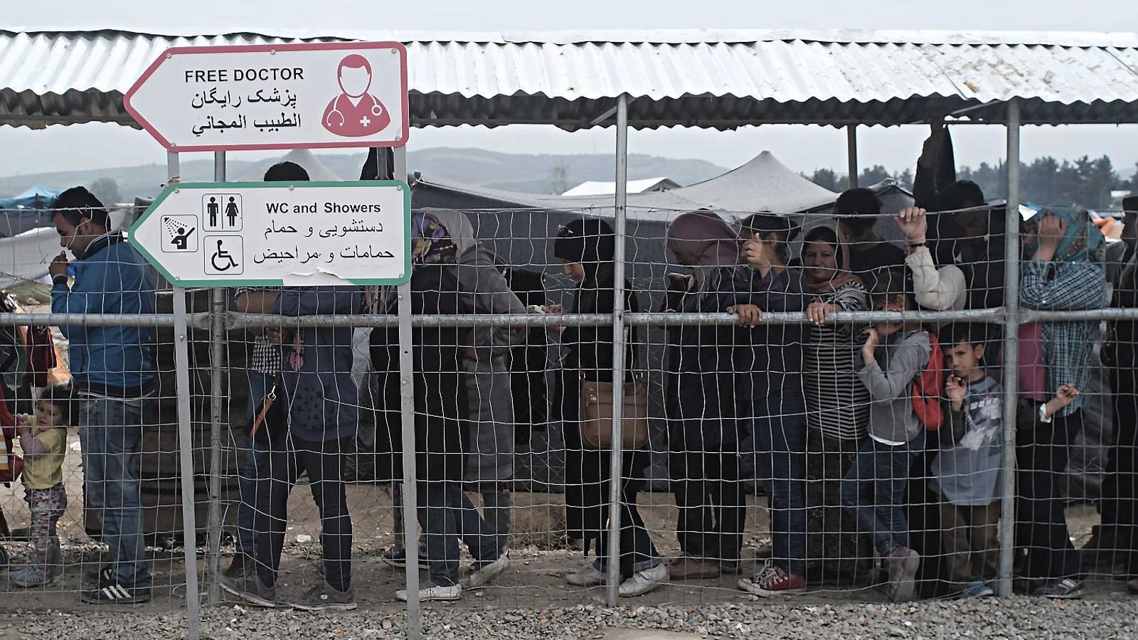El Suprem condemna l'estat espanyol per haver incomplert el compromís d'acollida de refugiats