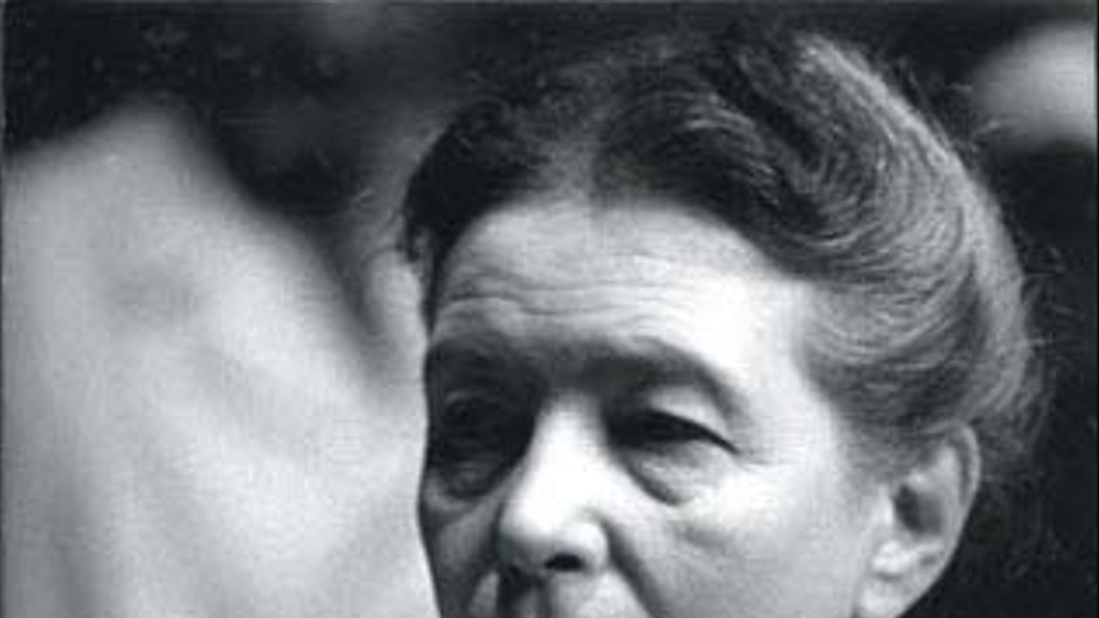 Simone de Beauvoir / ARXIU