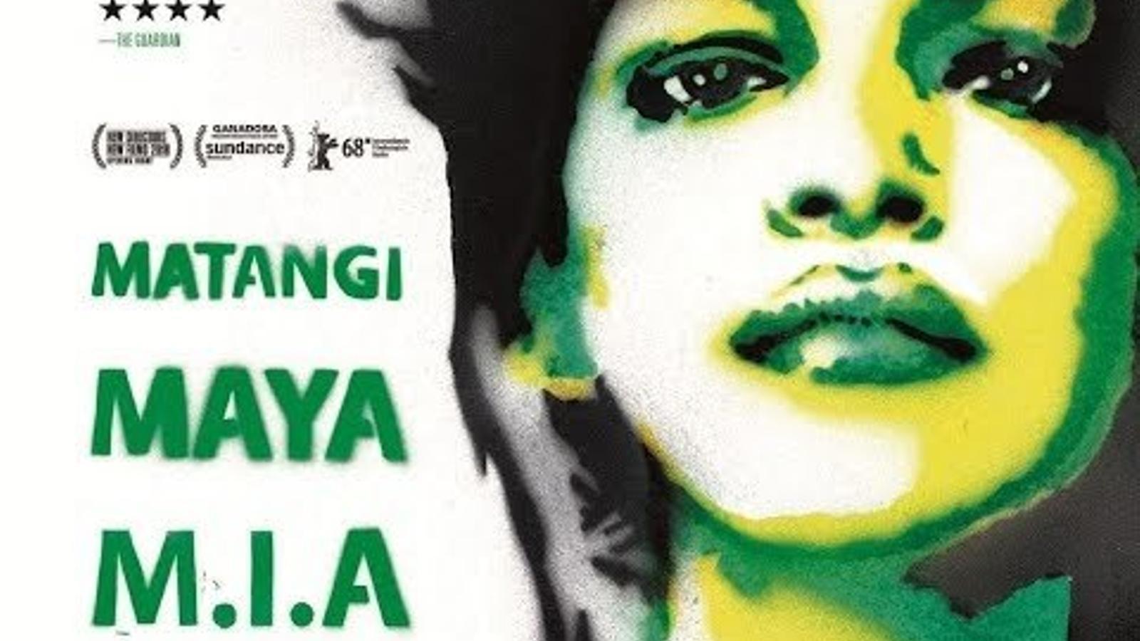 'Matangi / Maya / M.I.A.', tràiler