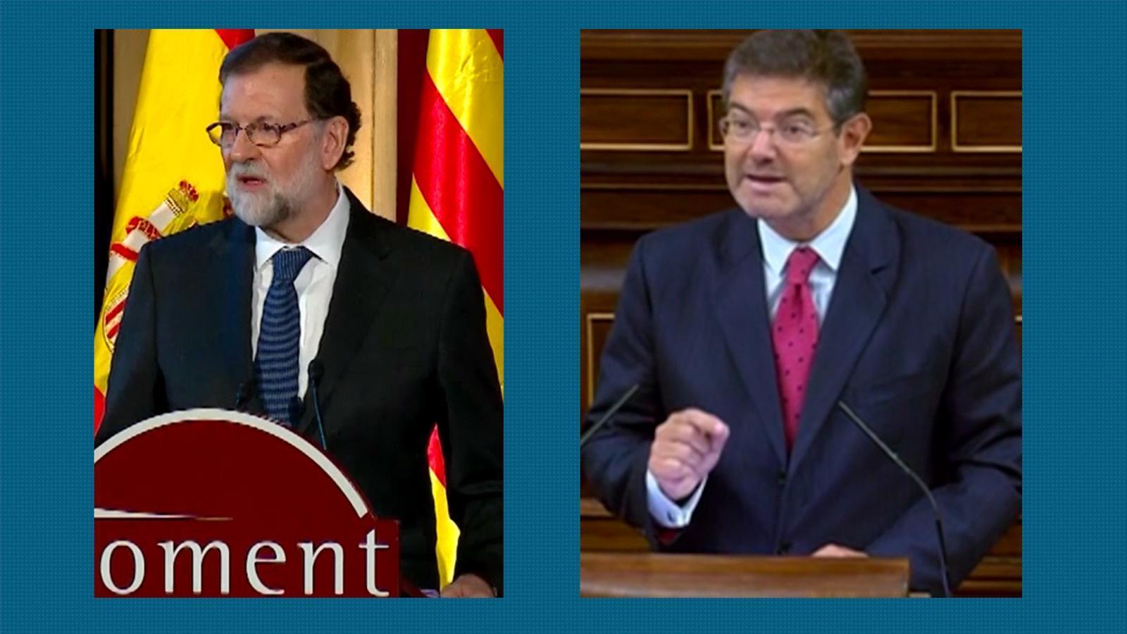 L'anàlisi d'Antoni Bassas: 'Rajoy demana als empresaris que no treguin més empreses de Catalunya sense que se li escapi el riure'