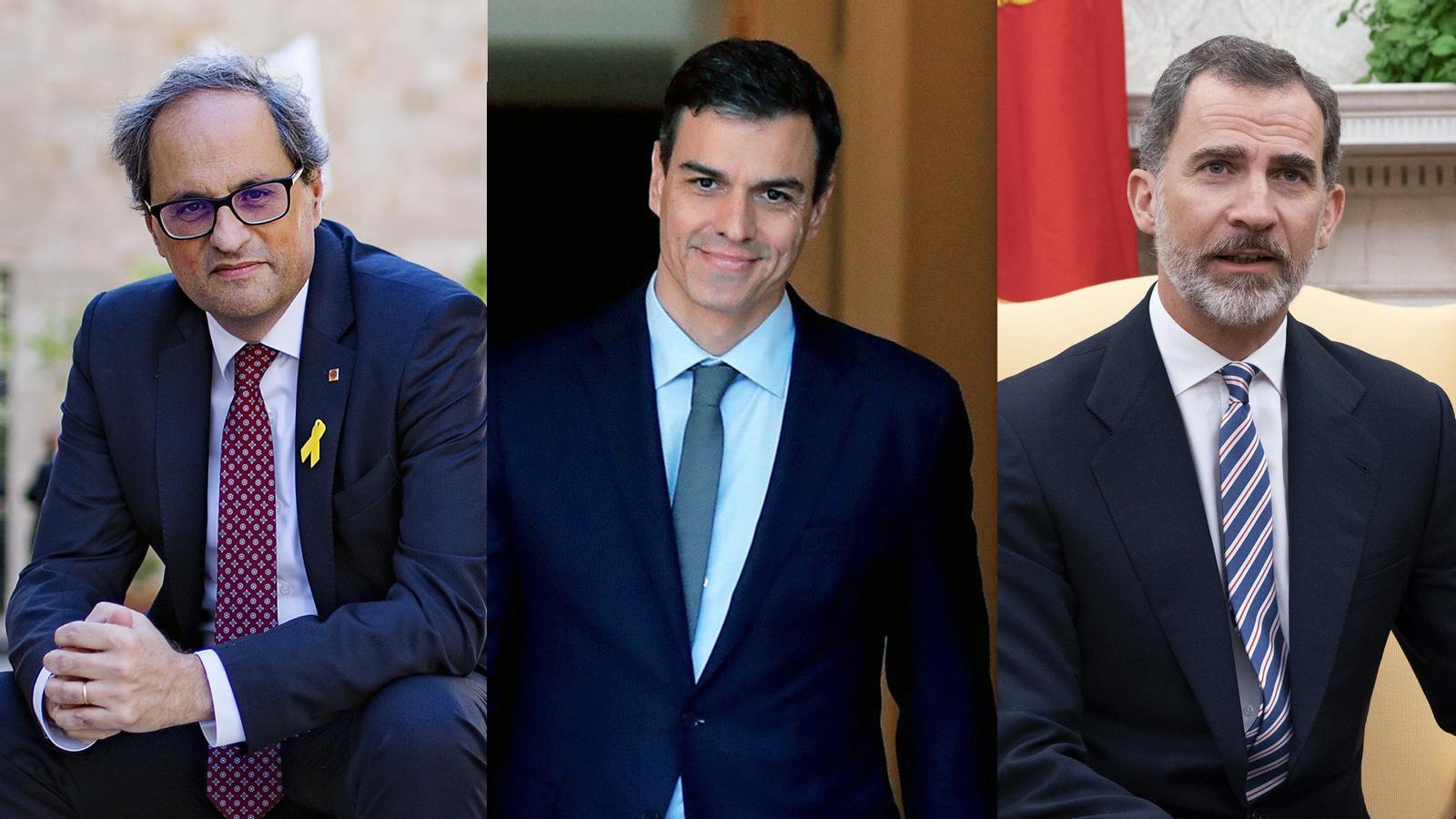 L'anàlisi d'Antoni Bassas: 'Felip de Borbó i la reunió amb Torra'